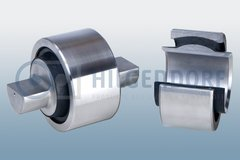 Rubber-metal bushings