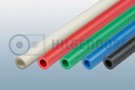 Plastic hoses and -tubes