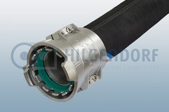 Rubber hose pipe systems