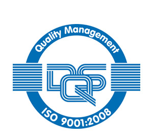[Translate to Englisch:] ISO 9001:2008 Logo